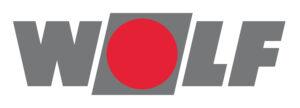 WOLF Logo 4c black red